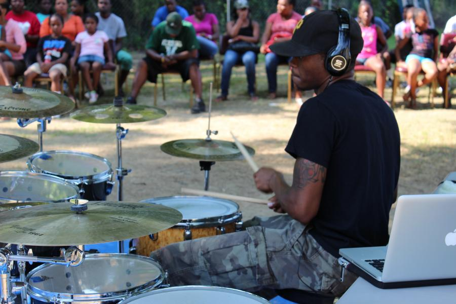 Ra'Shaude Kenney | SoultoneCymbals.com