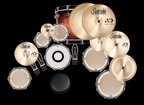 davide anselmi new drum kit for 2017. Black Bedroom Furniture Sets. Home Design Ideas